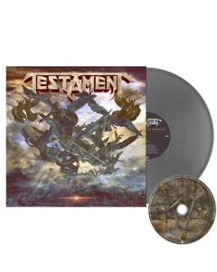 TESTAMENT - The formation of damnation - LP - Grey plus CD