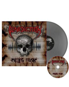 BENEDICTION - Killing music - LP - Grey plus CD