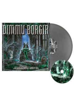 DIMMU BORGIR - Godless savage garden - LP Silver plus CD