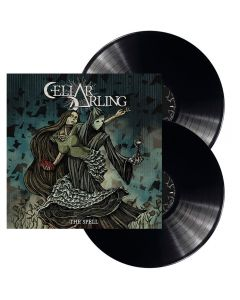CELLAR DARLING - The Spell - 2LP - Black