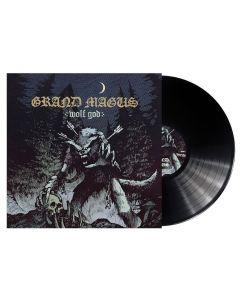GRAND MAGUS - Wolf God - LP - Black