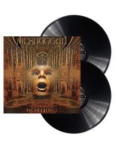 MESHUGGAH - Nothing - 2LP - Black