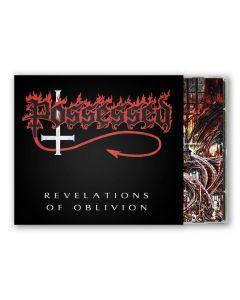 POSSESSED - Revelations of oblivion - CD