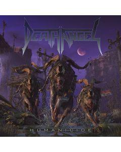 DEATH ANGEL - Humanicide - CD - DIGI