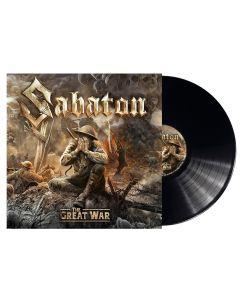 SABATON - The Great War - LP - Black