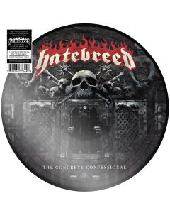 HATEBREED - The concrete confessional - LP - Picture