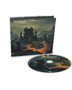 MEMORIAM - Requiem for Mankind - CD - DIGI