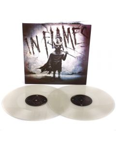IN FLAMES - I, the mask - 2LP - Clear Sparkle