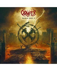 CARNIFEX - World war X - CD