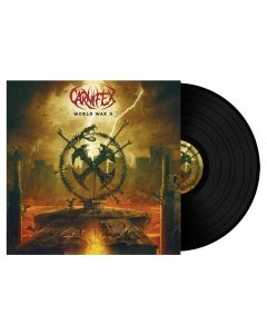 CARNIFEX - World war X - LP - Black
