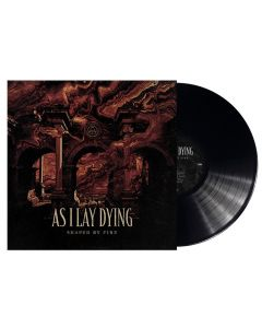 AS I LAY DYING - Shaped by Fire - LP - Black