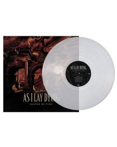 AS I LAY DYING - Shaped by Fire - LP - Clear