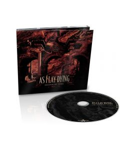 AS I LAY DYING - Shaped by Fire - CD - DIGI