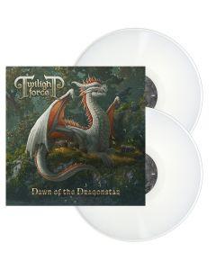 TWILIGHT FORCE - Dawn of the dragonstar - 2LP - White