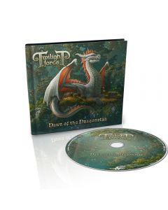 TWILIGHT FORCE - Dawn of the dragonstar - CD - DIGI