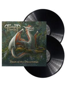 TWILIGHT FORCE - Dawn of the dragonstar - 2LP - Black