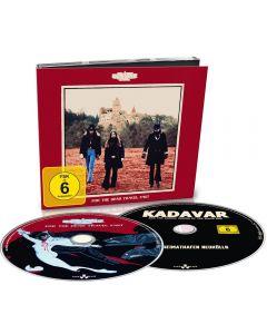 KADAVAR - For the dead travel fast - CD - DIGI plus BluRay