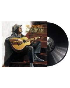 PHIL CAMPBELL - Old lions still roar - LP - Black
