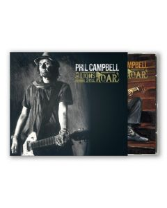 PHIL CAMPBELL - Old lions still roar - CD - Schuber