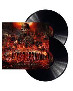 SLAYER - The repentless killogy - 2LP - Black