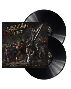 MICHAEL SCHENKER FEST - Revelation - 2LP - Black