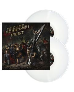 MICHAEL SCHENKER FEST - Revelation - 2LP - White