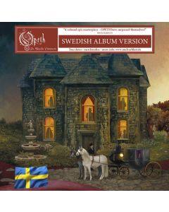 OPETH - In cauda venenum - Swedish Edt. - CD