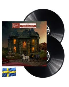 OPETH - In cauda venenum - Swedish Edt.- 2LP - Black