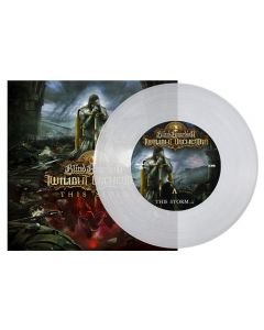 "BLIND GUARDIAN - This Storm - 7"" EP - Clear"