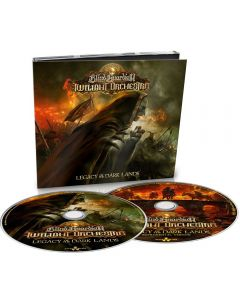 BLIND GUARDIAN - TWILIGHT ORCHESTRA - Legacy of the dark lands - 2CD - DIGI