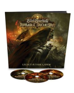 BLIND GUARDIAN - TWILIGHT ORCHESTRA - Legacy of the dark lands - EARBOOK