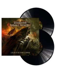 BLIND GUARDIAN - TWILIGHT ORCHESTRA - Legacy of the dark lands - 2LP - Black