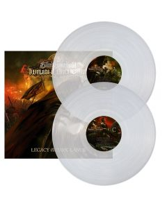 BLIND GUARDIAN - TWILIGHT ORCHESTRA - Legacy of the dark lands - 2LP - Clear