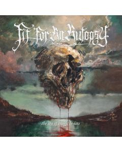 FIT FOR AN AUTOPSY - The sea of tragic beasts - CD