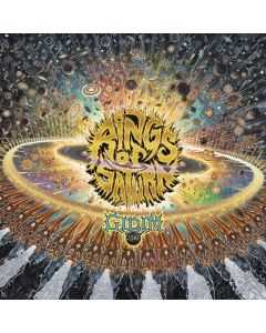 RINGS OF SATURN - Gidim - CD