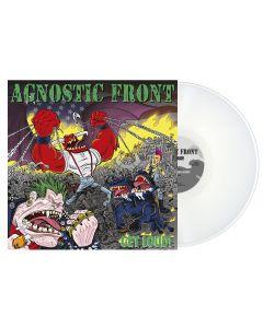 AGNOSTIC FRONT - Get Loud! - LP - White