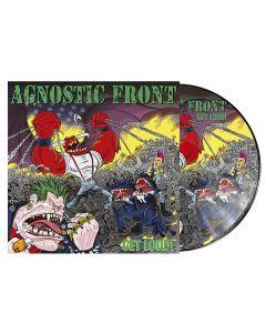 AGNOSTIC FRONT - Get Loud! - LP - Picture