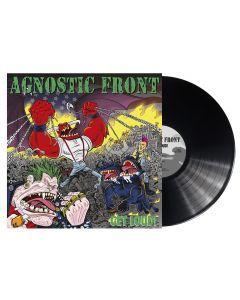 AGNOSTIC FRONT - Get Loud! - LP - Black
