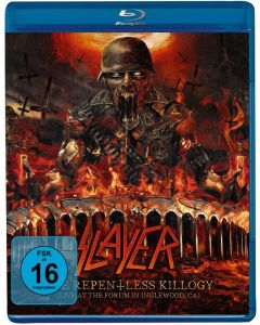 SLAYER - The repentless killogy - BluRay - FSK16 - Version