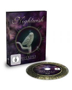 NIGHTWISH - Decades: Live in Buenos Aires - BluRay