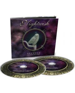 NIGHTWISH - Decades: Live in Buenos Aires - 2CD - DIGI