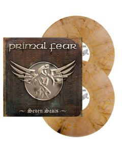 PRIMAL FEAR - Seven Seals - 2LP - Marbled
