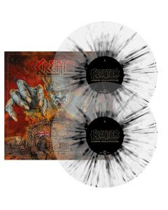 KREATOR - London apocalypticon - Live - 2LP - Splatter