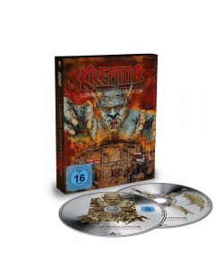 KREATOR - London apocalypticon - Live at the Roundhouse - BluRay plus CD-DIGI