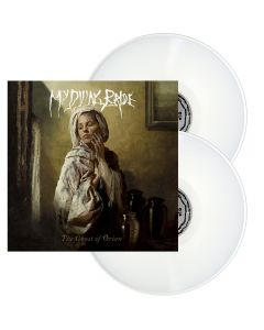 MY DYING BRIDE - The ghost of Orion - 2LP - White