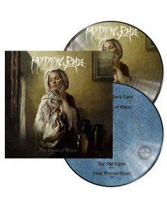 MY DYING BRIDE - The ghost of Orion - 2LP - Picture