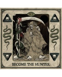 SUICIDE SILENCE - Become the hunter - CD