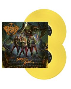 BURNING WITCHES - Dance with the devil - 2LP - Yellow