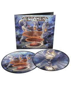 TESTAMENT - Titans of creation - 2LP - Picture