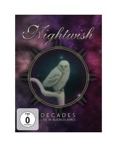 NIGHTWISH - Decades: Live in Buenos Aires - DVD